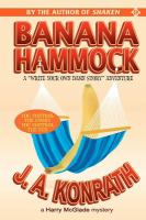 "Cover image for Banana hammock : a ""Write Your Own Damn Story"" Harry McGlade adventure : Jack Daniels Thrillers"