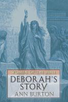 Cover image for Deborah's story