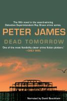 Cover image for Dead tomorrow