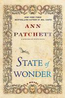 Imagen de portada para State of wonder a novel