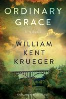 Cover image for Ordinary grace a novel