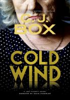 Cover image for Cold wind