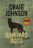 Cover image for Junkyard dogs