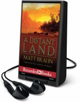 Cover image for A distant land
