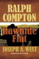 Cover image for Rawhide Flat