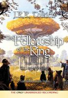 Cover image for The fellowship of the ring book one of The lord of the rings