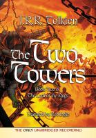 Cover image for The two towers book two of The lord of the rings