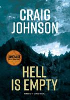 Cover image for Hell is empty