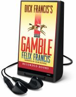 Cover image for Dick Francis's Gamble
