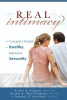 Cover image for Real intimacy