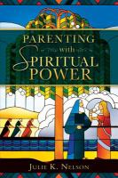 Cover image for Parenting with spiritual power