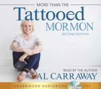 Cover image for More than the tattooed Mormon [sound recording CD]