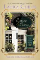 Cover image for Scones & bones