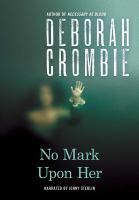 Imagen de portada para No mark upon her Duncan Kincaid / Gemma James Series, Book 14.