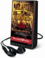 Cover image for Death of kings. bk. 6 Last Kingdom series