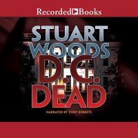 Cover image for D.C. dead. bk. 22 Stone Barrington series