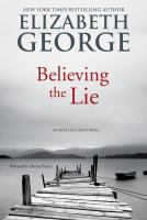 Cover image for Believing the lie