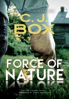 Imagen de portada para Force of nature. bk. 12 Joe Pickett series