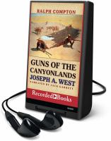 Cover image for Guns of the Canyonlands