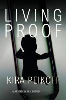 Cover image for Living proof