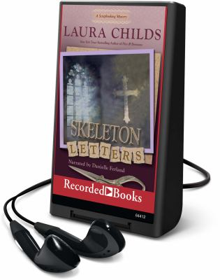 Cover image for Skeleton letters. bk. 9 Scapbooking mystery series