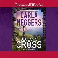 Cover image for Declan's Cross. bk. 3 Sharpe & Donovan series