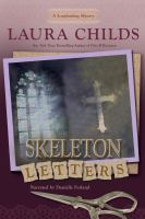 Cover image for Skeleton letters