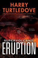 Cover image for Supervolcano eruption