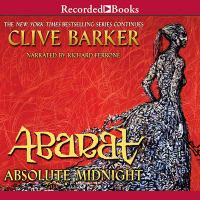 Cover image for Abarat. bk. 3 Absolute midnight