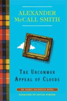 Cover image for The uncommon appeal of clouds. bk. 9 [sound recording CD] : Isabel Dalhousie series