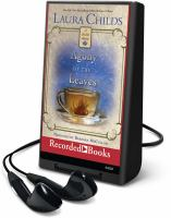 Cover image for Agony of the leaves. bk. 13 Tea shop mystery series