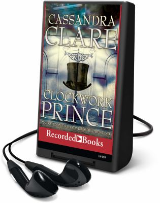 Cover image for Clockwork prince. bk. 2 Infernal devices series