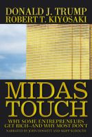 Cover image for Midas touch why some entrepreneurs get rich-- and why most don't