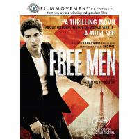Cover image for Free men