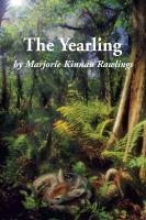Cover image for The yearling