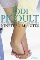 Cover image for Nineteen minutes
