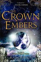 Imagen de portada para The crown of embers. bk. 2 Fire and thorns series