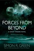 Cover image for Forces from beyond. bk. 6 [sound recording CD] : Ghost finders series