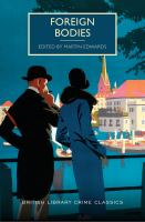 Cover image for Foreign bodies : British Library Crime Classics series