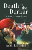 Cover image for Death at the Durbar. bk. 2 : Maharaja mystery series