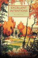 Cover image for Excellent Intentions : British Library Crime Classics series