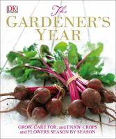 Cover image for The gardener's year