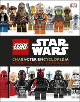 Cover image for Character encyclopedia : Star Wars