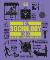 Imagen de portada para The sociology book : Big ideas simply explained