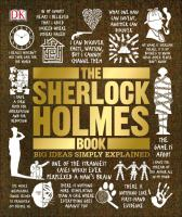 Cover image for The Sherlock Holmes book : Big ideas simply explained series