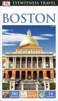 Cover image for Boston 2015 : Eyewitness travel guides series