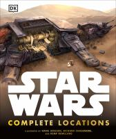 Cover image for Star Wars : complete locations
