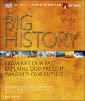 Cover image for Big History