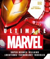 Cover image for Ultimate Marvel