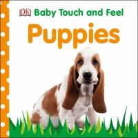 Cover image for Puppies [board book]